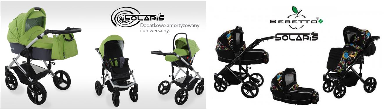 фото коляски бебетто солярис 2 в 1