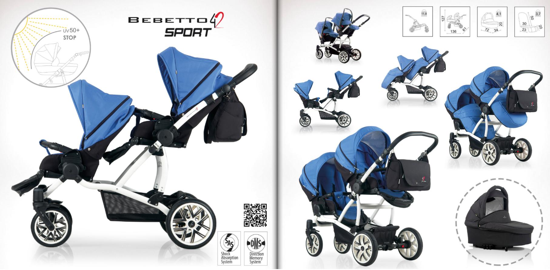 фото коляски бебетто спорт 42